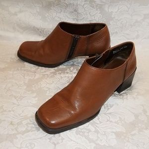 Brown Leather Shoe Style Samuel
